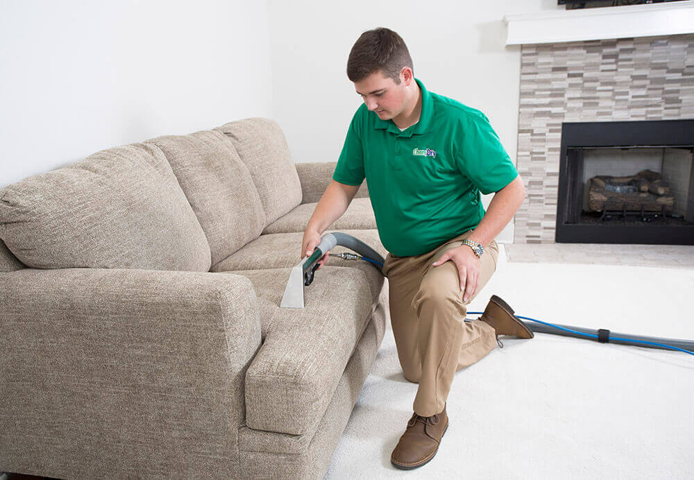 upholstery cleaner cleaning couch cincinnati ohio